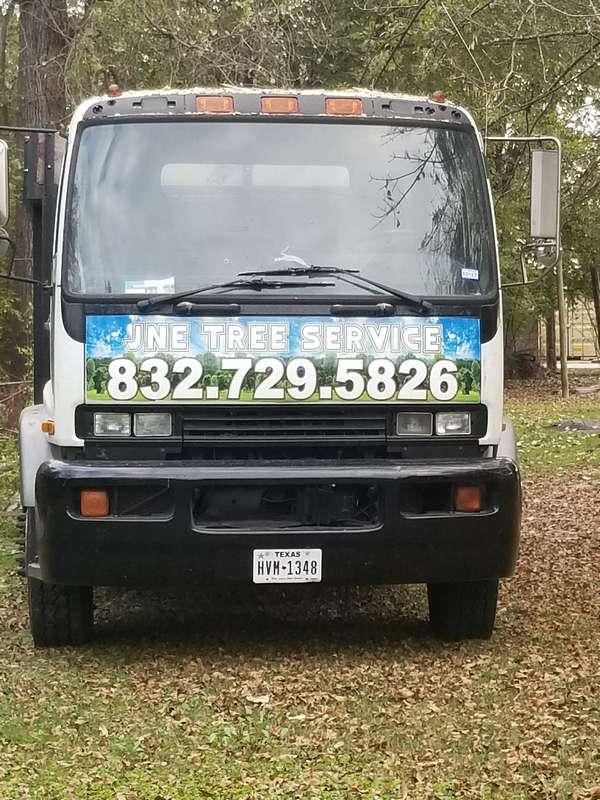 JNE Tree Services Preservation